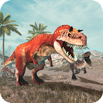 Carnotaurus Simulator Survival Icon