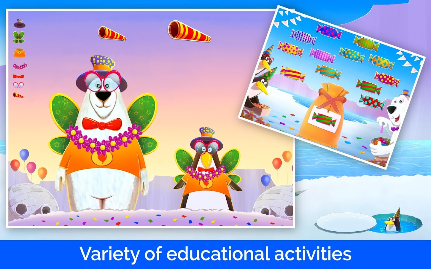birthday party games for kids android apps on google play