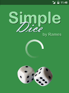 Simple Dice Free- screenshot thumbnail