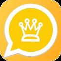 المطور وتس بلس الذهبي icon