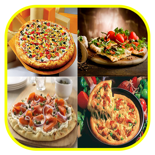 amazing pizza recipes 2015 社交 LOGO-玩APPs