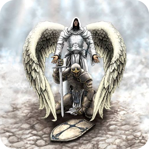 angel warrior wallpaper apps on google play