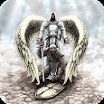 Angel Warrior Wallpaper apk