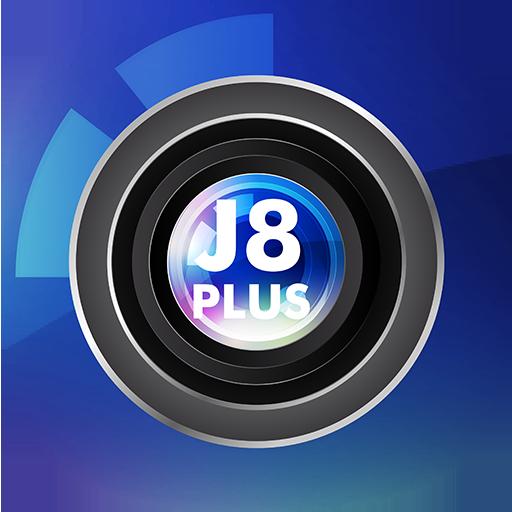 Super Camera J8 - J8 Camera Selfie Plus