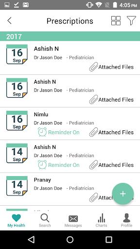 DawaiBox- Your Health Manager 2.6 screenshots 2