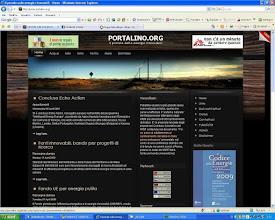 Photo: 2009 - Il portale delle energie rinnovabili www.portalino.org