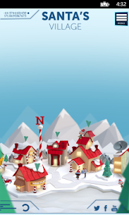 NORAD Tracks Santa- screenshot thumbnail