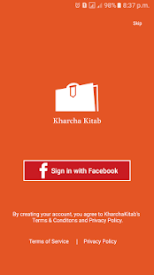 KharchaKitab : Manage daily expenses and income - náhled