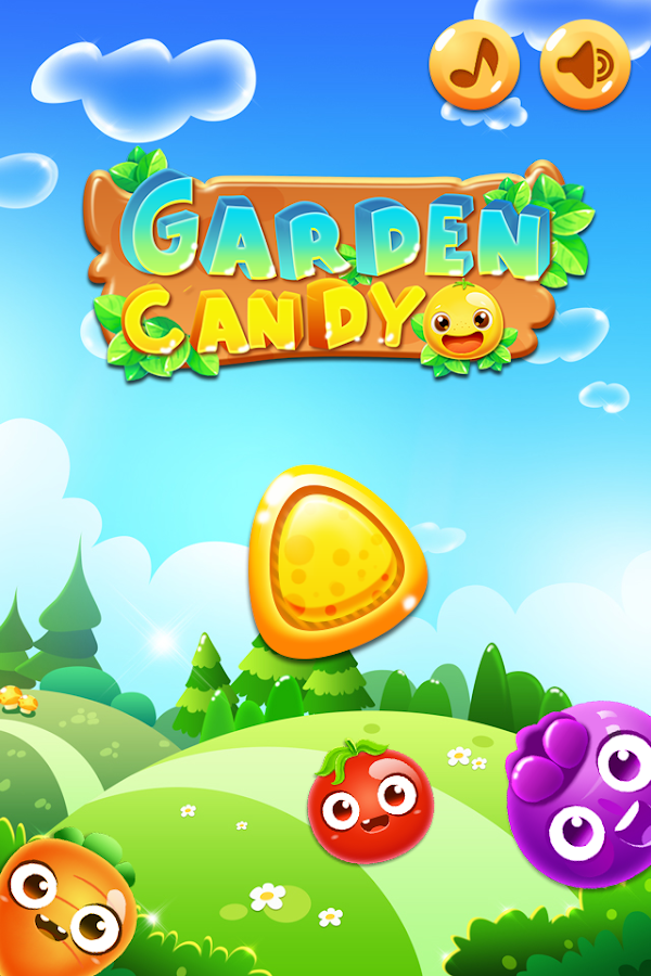Sugar Splash Candy Garden 2 Android Apps on Google Play