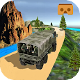 VR Army Truck Driver - Warzone Icon