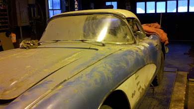 Photo: OK Andy so will this project car be ready for Spring ???