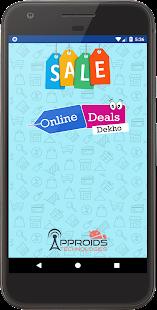 Online Deal Dekho : Paise Bachao - náhled