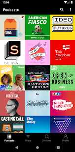 Pocket Casts Mod Apk v7.0.6 [Paid] 1