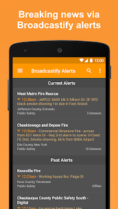 Scanner Radio Pro – Fire and Police Scanner 5