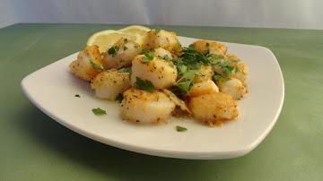Seared Sea Scallops Recipe
