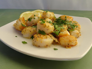 Seared Sea Scallops Recipe