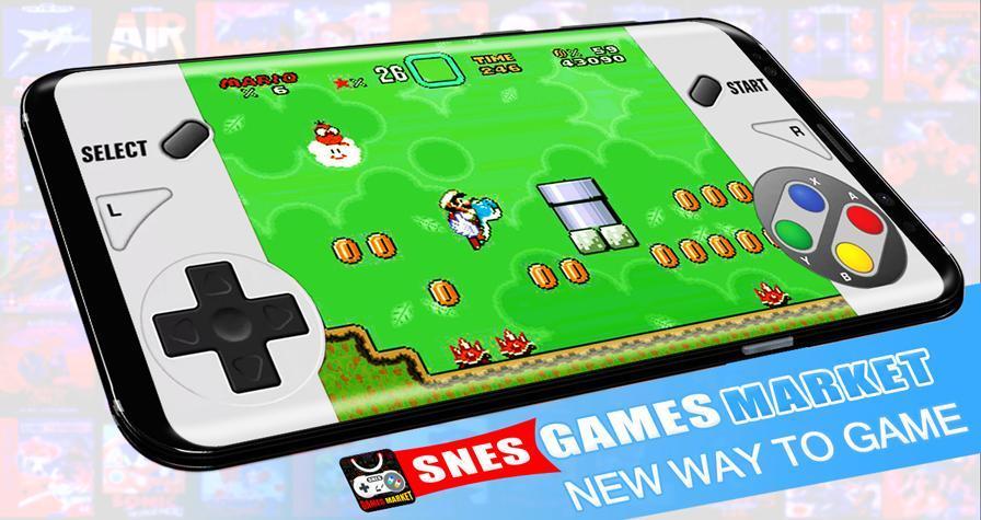 Super Nintendo Roms, Download Best Super Nintendo Game