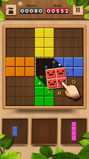 Wood Color Block: Puzzle Game 1.1.2 screenshots 3