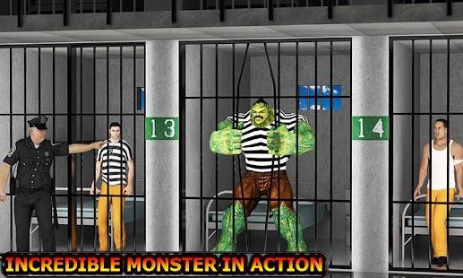 Super Incredible Monster: Prison Escape Hero - náhled