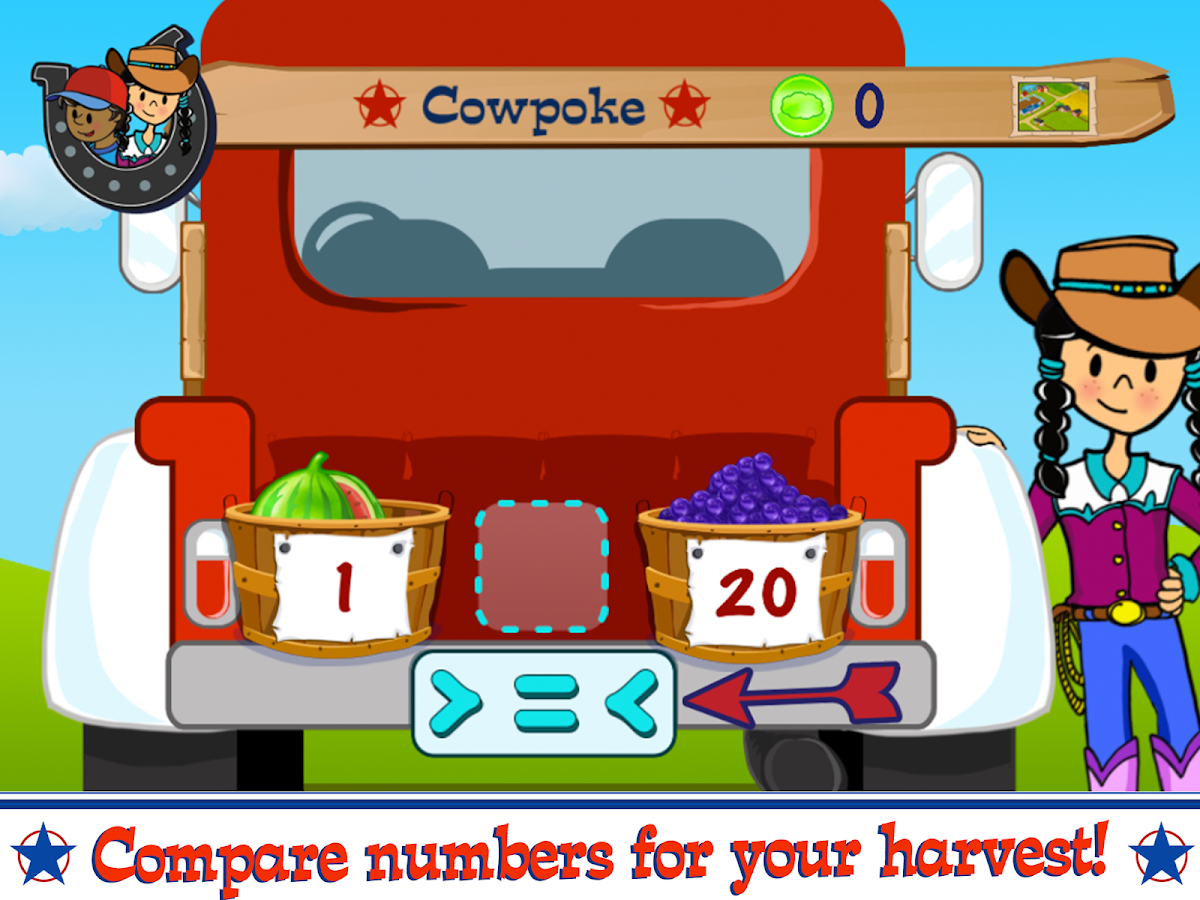 Kinder Corral- screenshot