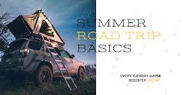 Road Trip Basics - Facebook Event Cover item