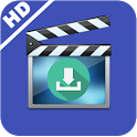 Facebook video downloader, download fb videos icon