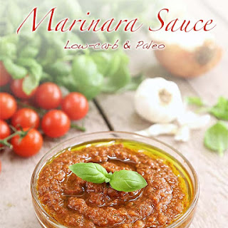 Low-Carb Marinara Sauce.