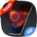 3D Parallax Live Wallpaper - 4K Backgrounds icon