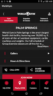 World Gym Mobile- screenshot thumbnail