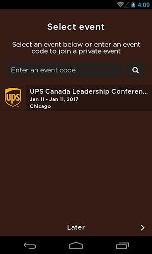 UPS CLC