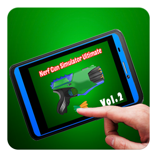 Nerf Gun Simulator Ultimate (app)