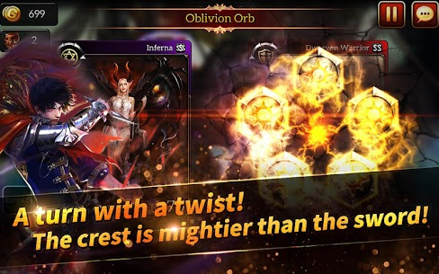 MonsterCry Eternal – Card Battle RPG Mod Apk Download For Android 3