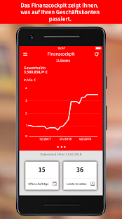 S-Finanzcockpit für Firmen-Kunden der Sparkassen for PC-Windows 7,8,10 and Mac apk screenshot 1