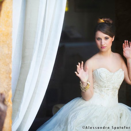 Wedding photographer Alessandro Spatafora (AlessandroSpata). Photo of 04.03.2016