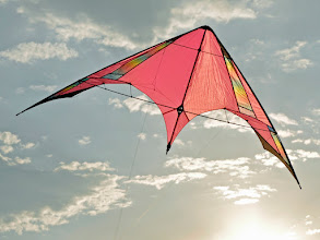 Photo: T2 SUL by Peter Taylor of Airdynamics Kites In England
