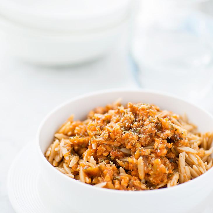 Turkey and Zucchini Recipe