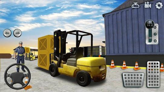 City Construction Simulator: Forklift Truck Game 9