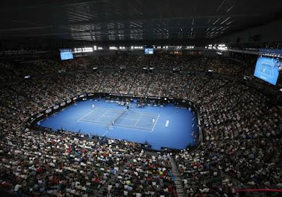 Twee spelers die deelnemen aan de Australian Open besmet met het coronavirus