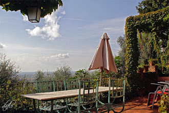 Photo: terrasse of our holiday home