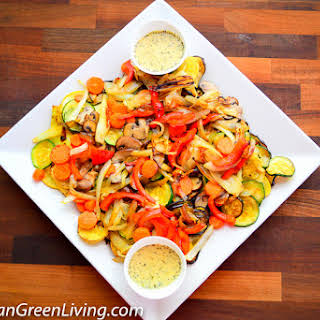 Eggplant Zucchini Carrot Recipes.