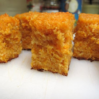 Butternut Block Cake