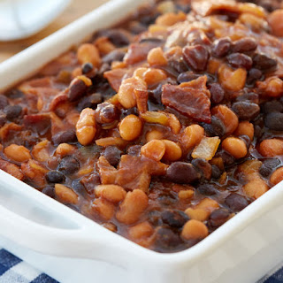 Slow-Cooker Barbecued Beans.
