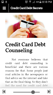 Fix Your Credit Card Debt- screenshot thumbnail