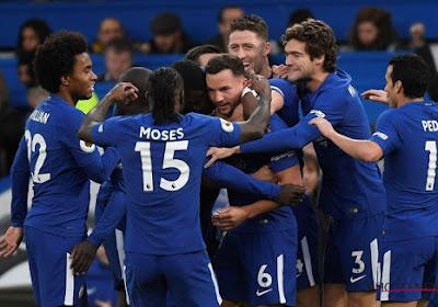 Dzeko n'a pas trouvé d'accord avec Chelsea