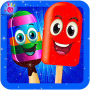 Ice Cream Pop Candy Maker Game For Kids