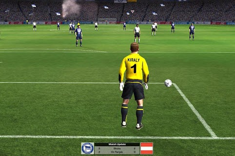 Football Real Gol screenshot 10