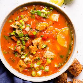 Salmon Tomato Soup Recipes