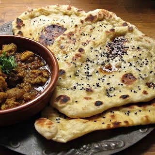 Naan Bread Spices Recipes.