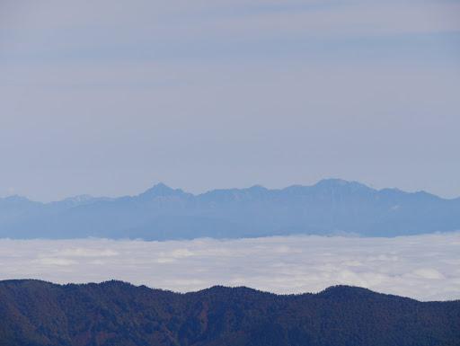 剱岳・立山連峰など