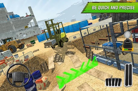 Construction Site Truck Driver App Download For Android and iPhone 4